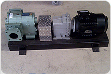 Pump Gearboxes